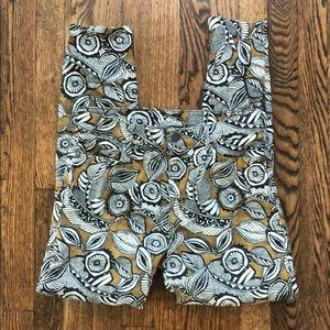 LOFT Jeans - Ann Taylor LOFT Tropic Floral Denim Stretch Jeans
